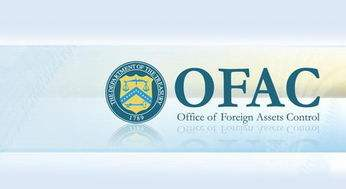 OFAC sanctions list
